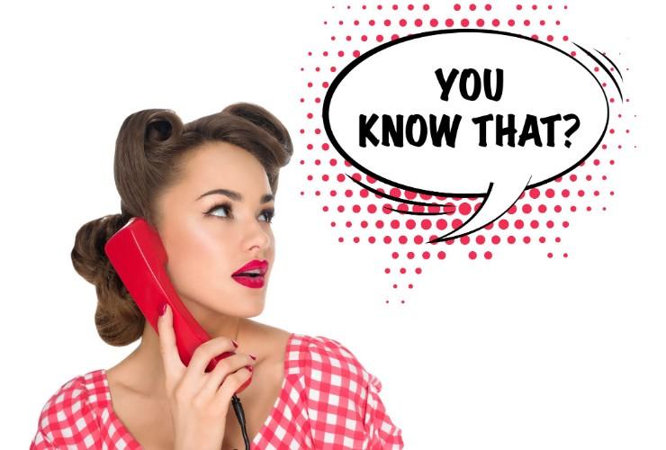 Лучшая тема для разговора с девушкой по телефону