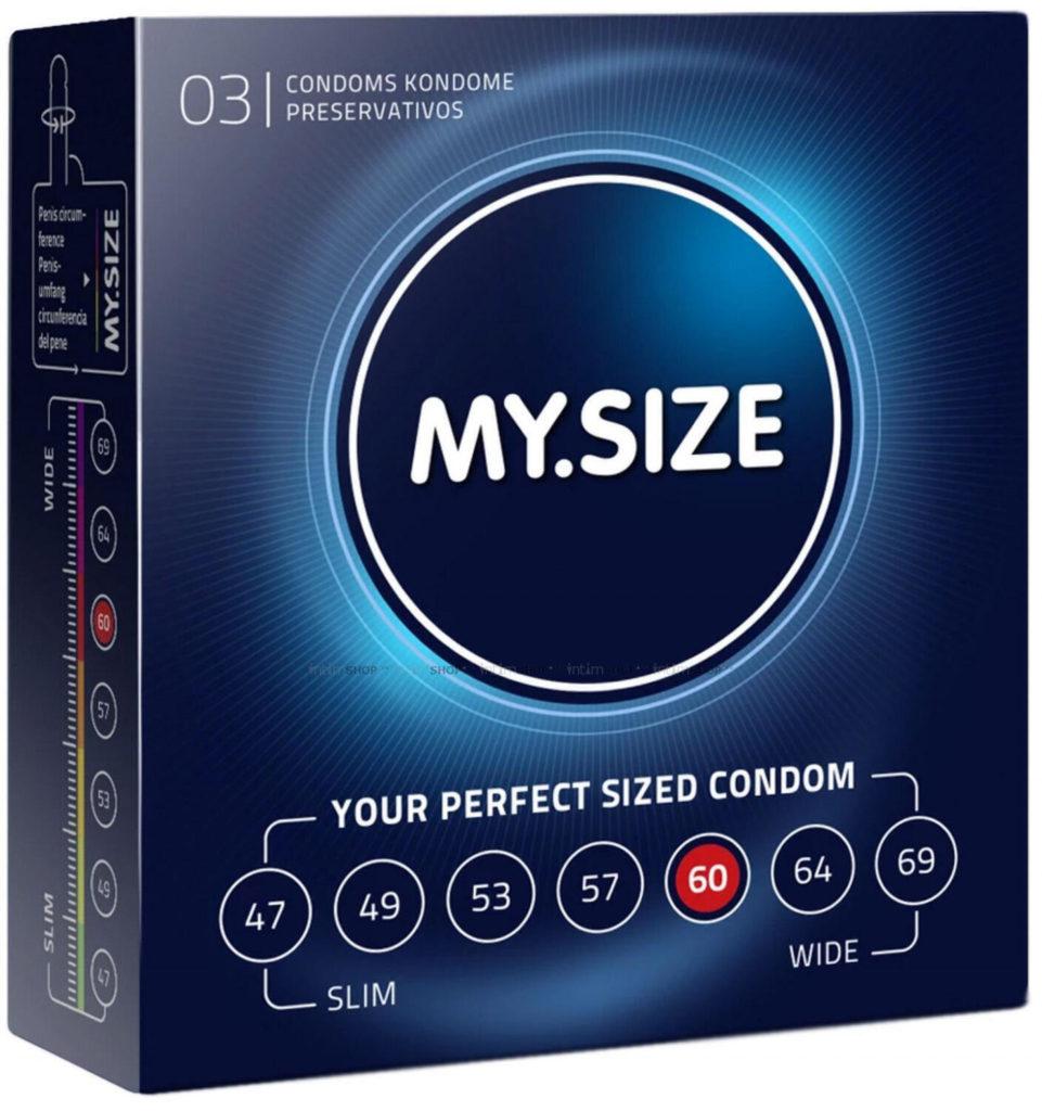 как определить размер презерватива my.size
